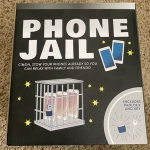NEW Phone Jail